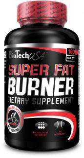 BioTechUSA Super Burner, 120 Tabletten Dose