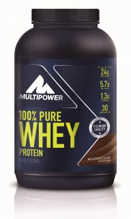 Multipower 100% Whey, 900 g Dose