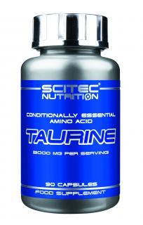 Scitec Nutrition Taurine, 90 Kapseln Dose