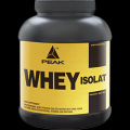 Peak Performance Whey Isolat, 750 g Dose